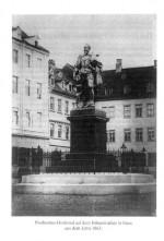 Denkmal Heinrich Posthumus Reuss (1572 - 1635) bis 1956. Bild (1), S.1