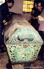 Sarkophag Heinrich Posthumus Reuss (1572 - 1635) Foto: Günter Hahnebach, Gera, (2) S. 271