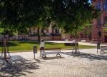 Blick vom Johannisplatz